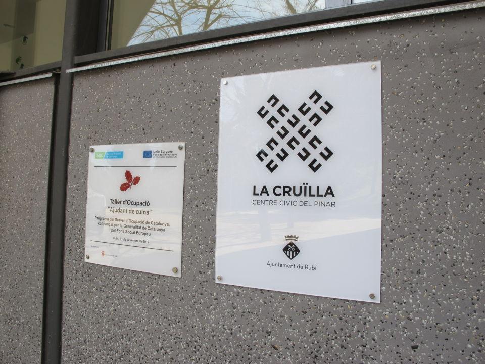 La Cruïlla Centre Civic del Pinar Ajuntament de Rubí